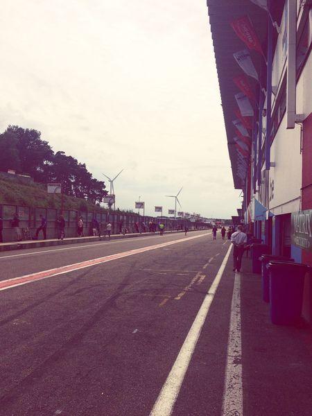 Racetrack Zolder Circuit Idm Superbike