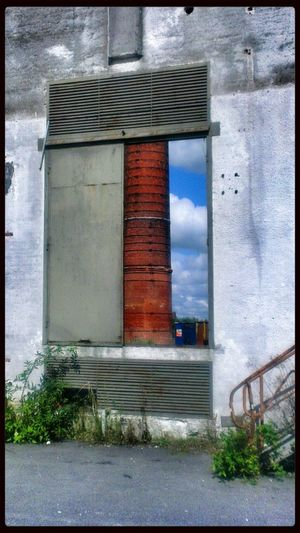 Beauty Of Decay Sugar Mill Window Architecture