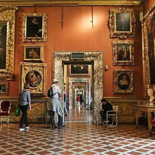 Palazzo Pitti Florence - Architecture Architecture_collection Art Gallery Art Travel Italy Renaissance Museum Feel The Journey