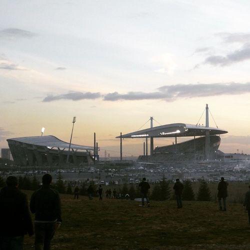 Besiktas Liverpool Olimpiyat  UEFA Final Holigan Kartal Siyah Football Stadium Olmpypic