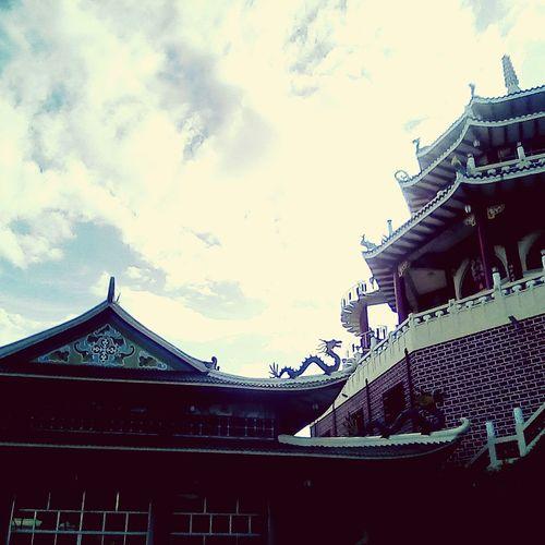 Taoist Temple Cebu City, Philippines.
