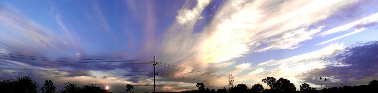 Relaxing Sunset #sun #clouds #skylovers #sky #nature #beautifulinnature #naturalbeauty #photography #landscape