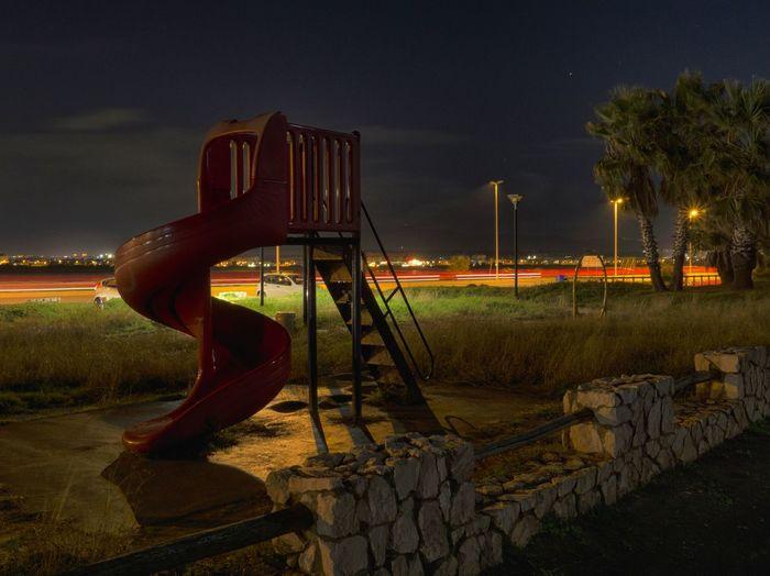Parco giochi La Bussola Sardegna City Oil Pump Outdoor Play Equipment Playground Sky
