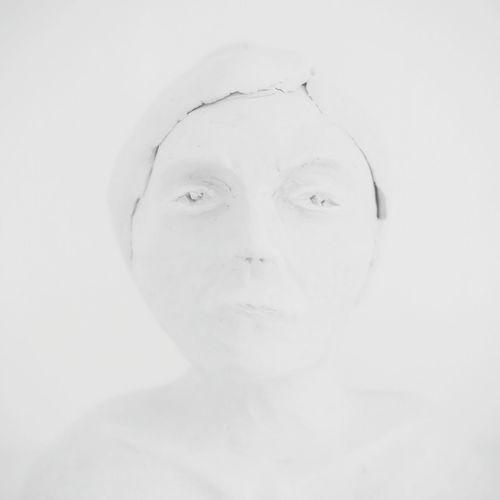 The White Portrait. Portrait The Portraitist - 2016 EyeEm Awards Kunst Büste Sculpture Bust  White Color White Album WhiteCollection White Color Palette Art Is Everywhere