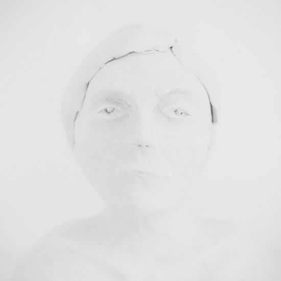The White Portrait. Portrait The Portraitist - 2016 EyeEm Awards Kunst Büste Sculpture Bust  White Color White Album WhiteCollection White Color Palette Art Is Everywhere