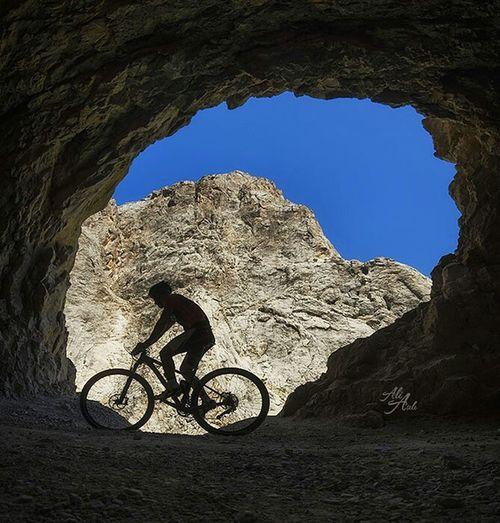 Kemaliye, Erzincan 💙 💙 Kemaliye Erzincan Bike Bicycle Silhouette EyeEm EyeEm Best Shots Nature