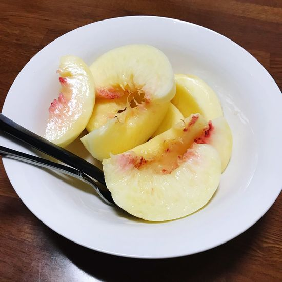 Okayama,Japan Peach Freshness