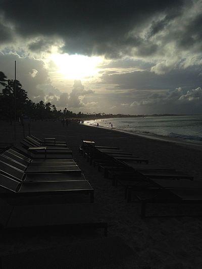 Throwback to DR Beach Beachphotography Sunset Sunshine Sea Relaxing Enjoying The Sun Being A Beach Bum Getting A Tan Hello World