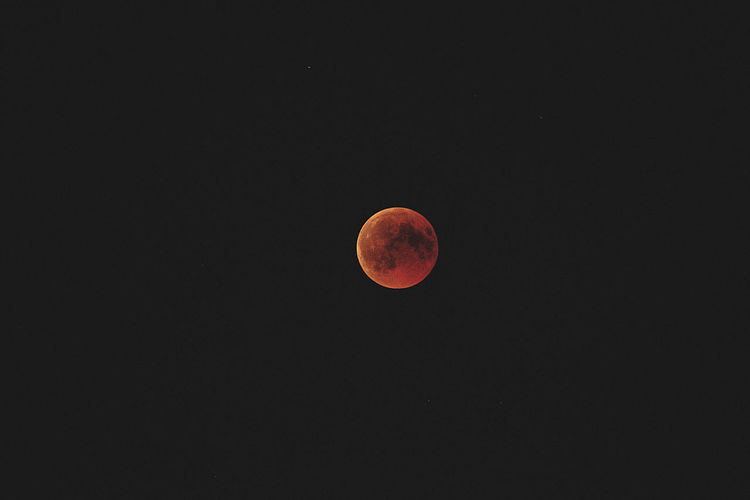 Astrology Astronomy Beauty In Nature Circle Clear Sky Eclipse Full Moon Idyllic Moon Night No People Sky Space Space And Astronomy Tranquil Scene