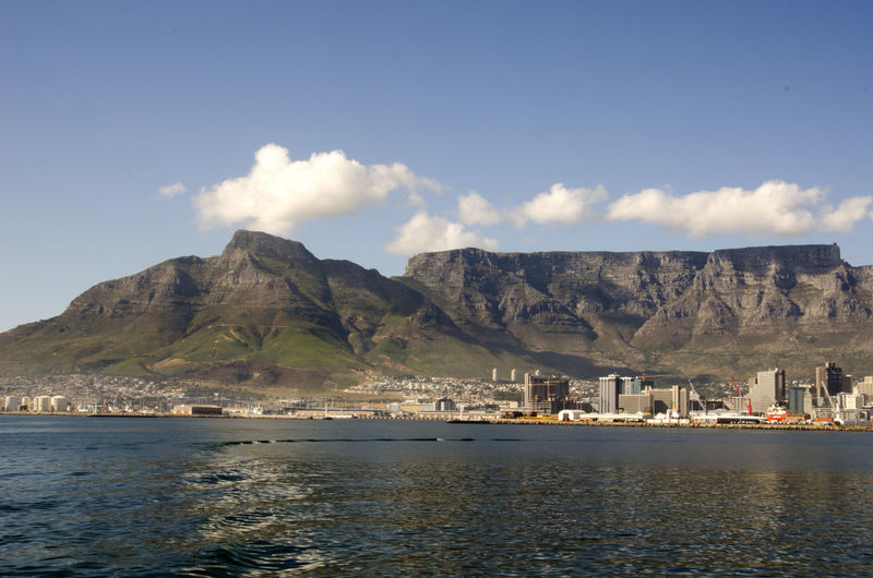 Amazing Landscapes of South Africa , Views of South Africa Mountain Water Sky Waterfront Scenics - Nature Nature Beauty In Nature Architecture Day Cloud - Sky No People Mountain Range Built Structure Tranquil Scene Building Exterior Sea Tranquility Outdoors Formation Mountain Peak South Africa South Africa 🇿🇦 Africa African African Beauty African Safari