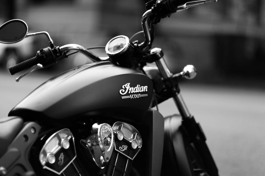 Indian Transportation Mode Of Transport Land Vehicle Old-fashioned Cultures Blackandwhite Welcome To Black B&w Bicycle No People Handlebar Motorcycle Stationary Architecture Close-up Day Outdoors Vehicle Mirror
