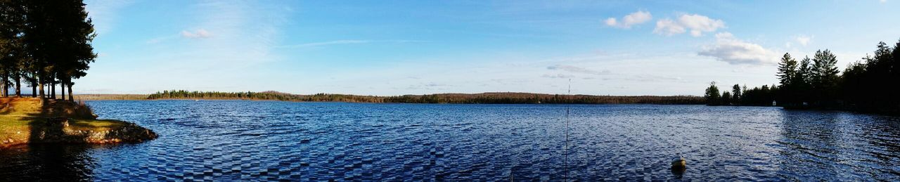 Hanging Out On The Lake Adirondacks Landscapes With WhiteWall Beauty In Nature Outdoors Water Scenics Landscape Landscape_photography New York Nature Day Waterfront Waterscape My Favorite Place