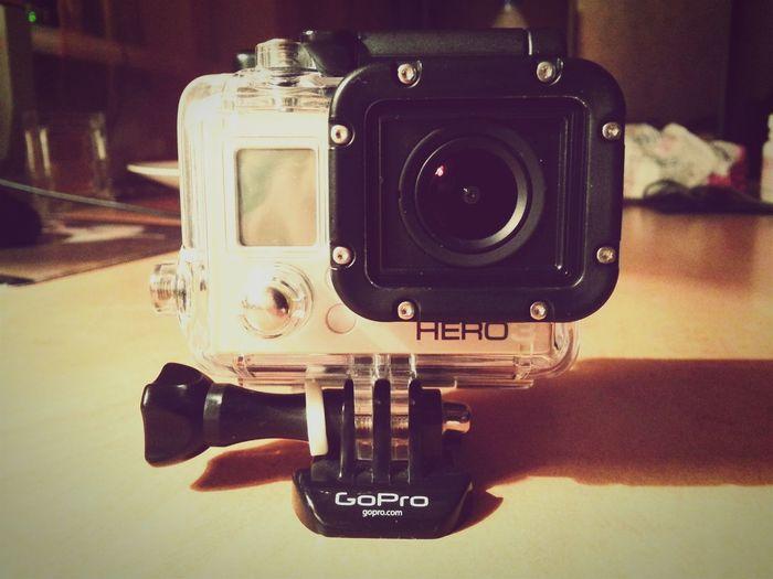 My Gopro hero 3 white. Eye4photography  Camera