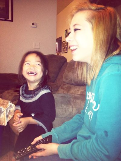 Shes Everuthing I Could Ask For <3 Little Sister