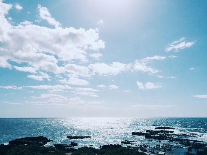 BEAUTIFUL KA'ENA POINT KARNAPOINT Paradise Hawaii Oahu North Shore Ocean