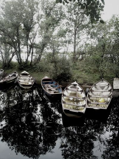just some boats