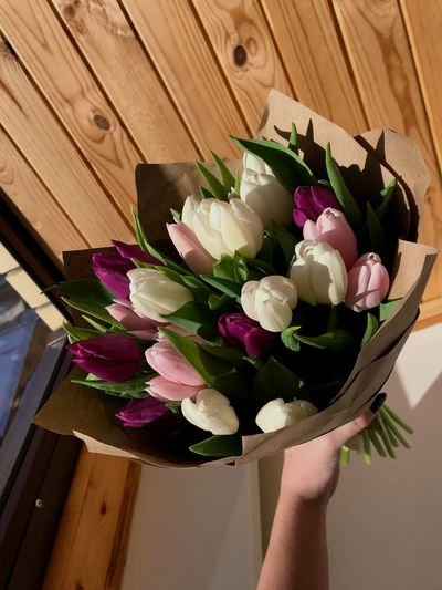 International Women's Day Flower Freshness Wood - Material Indoors  Bouquet Nature Beauty In Nature