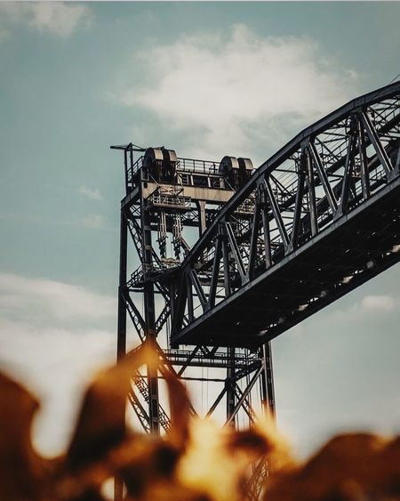 Hef Cloud - Sky Sky Architecture Connection Bridge Built Structure Metal Bridge - Man Made Structure