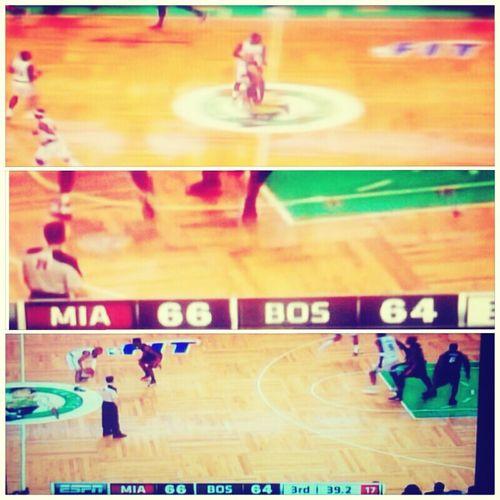 Heat Vs. Celtics #GoodGame #HeatNation