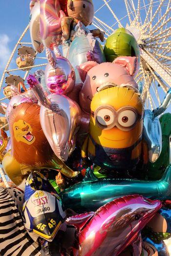 Balloons Colour