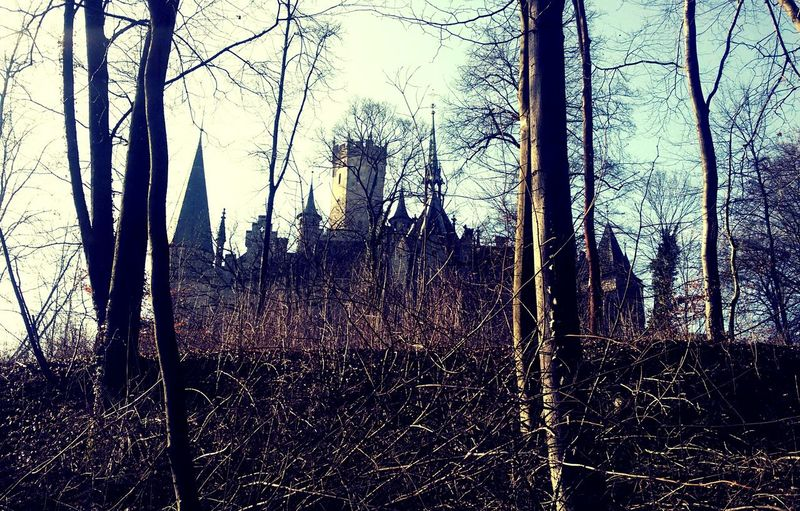 Marienburg near Hannover No People Beauty In Nature Castlelover Castle View