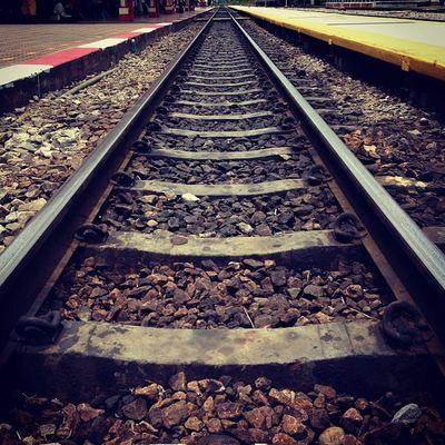 Way of train!! Railway Huahin Thailand Igfame igdaily igthailand primeshots moment webstagram