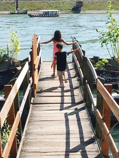 River Ferryboat