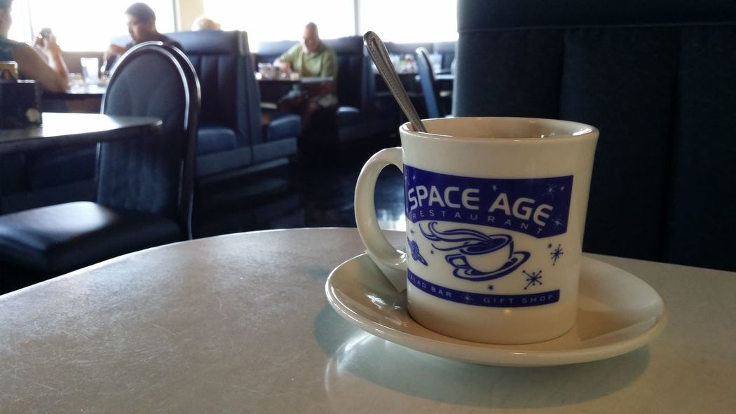 Space Age Coffee @ Gila Bend, AZ