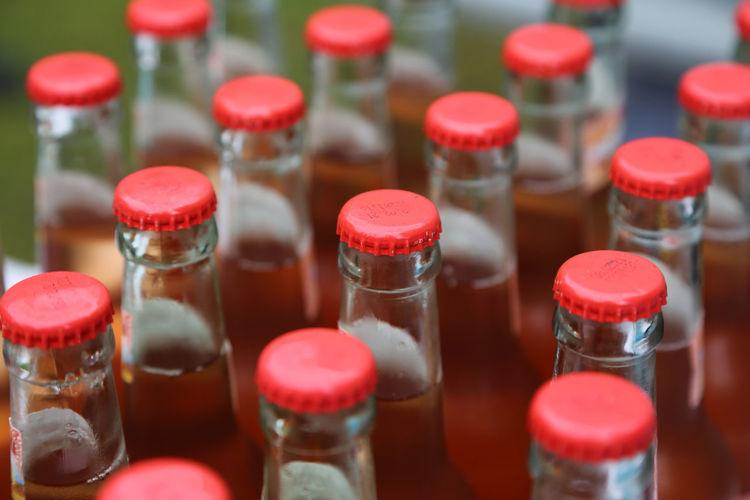 1910 - bottles