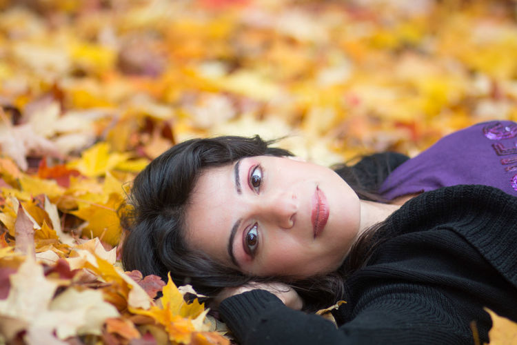 Beauty in Autumn Adult Autumn Autumn Colours Autumn Portrait Beautiful Autumn Beautiful In The Fall Beautiful People Beautiful Woman Beauty Beauty In Autumn Laying In Autumn Leaves Model One Woman Only Only Women Outdoors People Pretty Woman In Autumn Relaxing In Autumn Streamzoofamily Woman In Autumn Young Adult Young Women