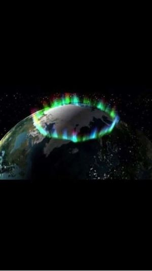 Recent release from NASA the northern lights from space so cool Check This Out Cool_capture_ Hello World