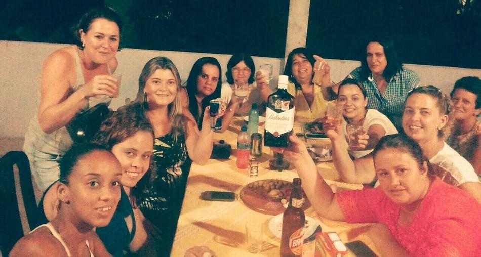 De Ontem... Quinta Boa, Com As Gatas!!!