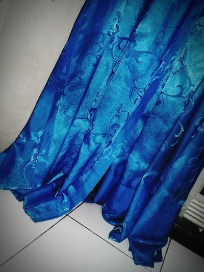 [ biru lagi 💦 ] 09/02/2018 Biru Tanpa Orang Hari Ini Dalam Ruangan Sekali Klik Tirai Gorden