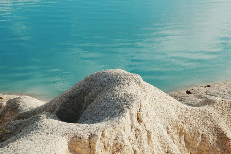 Water Sand Beach Sea Nature Day Relaxation Outdoors Beauty In Nature No People