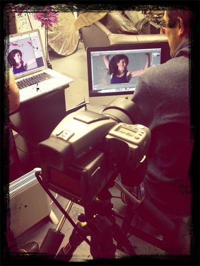 Ooow Hasselblad In The Studio