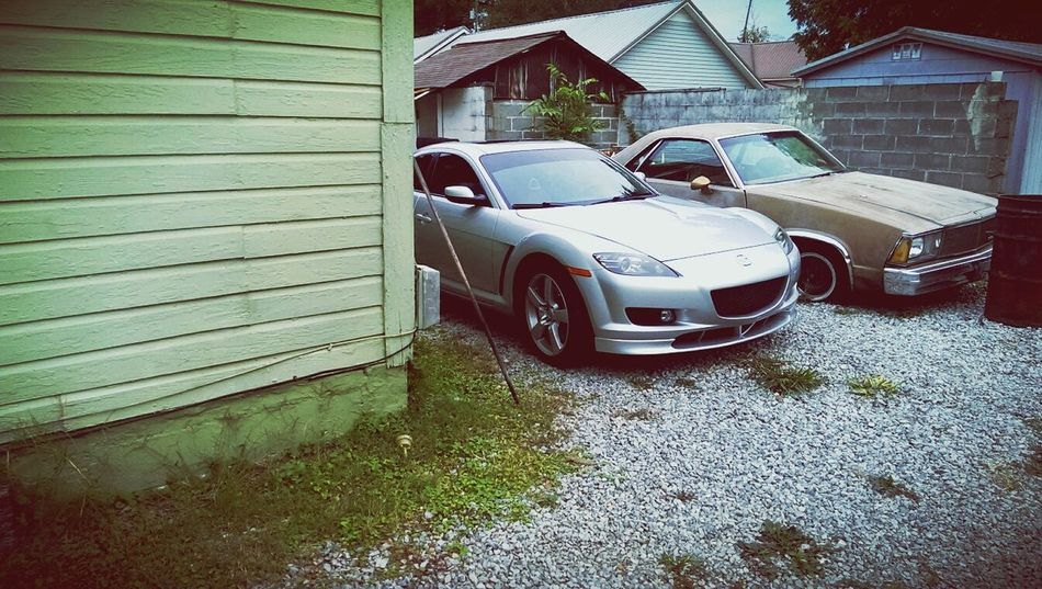 Rx8 Relaxing Single Elcamino