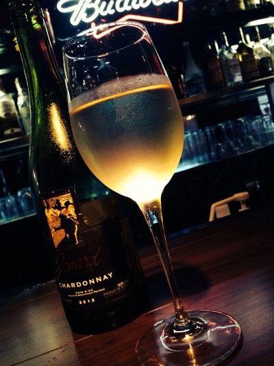My work is perfect! HAHAHA Bar Work Wine I Love It ❤