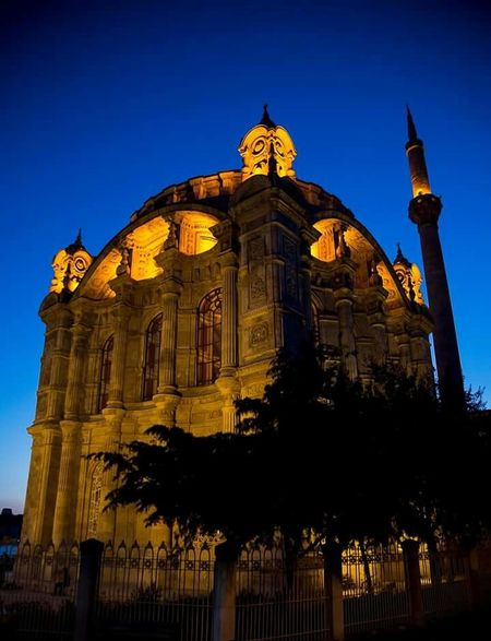 Al-sultan Mosque Istanbul Mosque Istanbul Turkey Istanbul Mosque Photography Nightphotography Night Night Lights Light Canon 5d Mark Lll Canon Camera