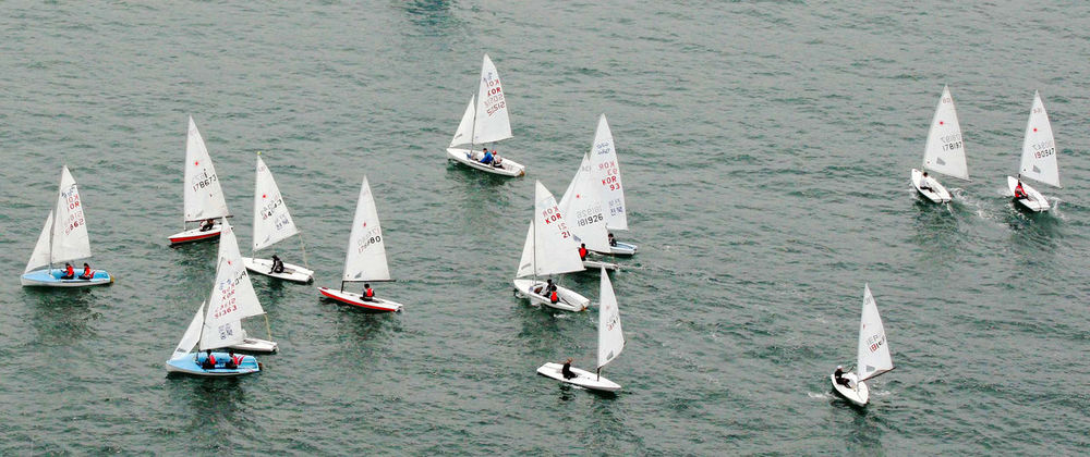 Boating Yacths Sailing Beauty In Nature Boat Boats Competition Day High Angle View In A Row Mode Of Transportation Nature Nautical Vessel Outdoors Sailboat Scenics - Nature Sea Seasports Sport Transportation Travel Water Waterfront Wind Yacht Yachting