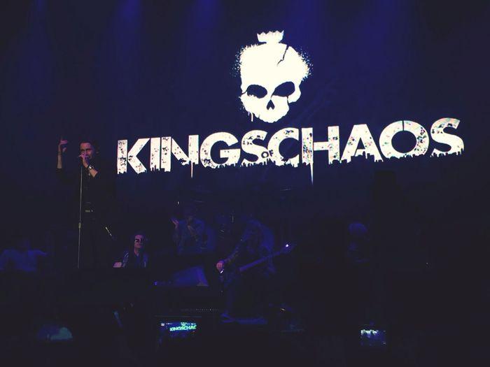 KingsOfChaos Rock Myleskennedy