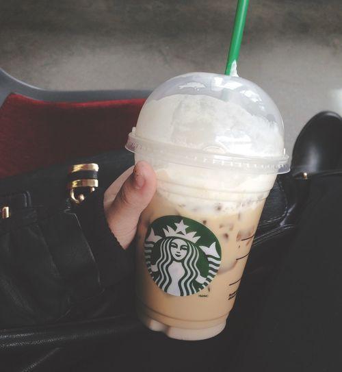 Starbucks Mocha Ttc Toronto Running Late