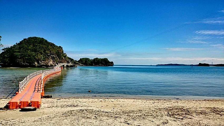 Virgin Island HundredIslands Lostinph Alaminos Beach Sea Sky Blue Feel The Journey
