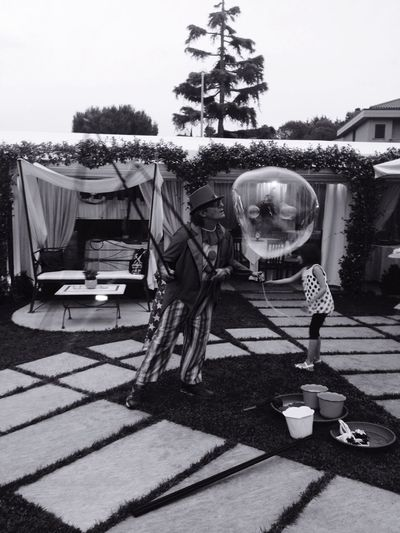 Taking Photos @ Ernesto Galizia Contemporary Art Blackandwhite Soap Bubbles Enjoying Life
