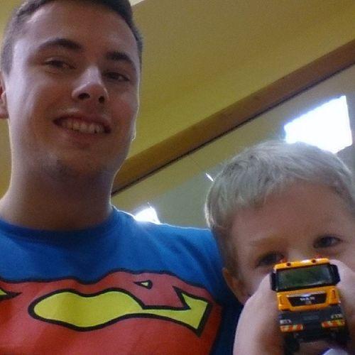 With Bazsika ;) Boy Children