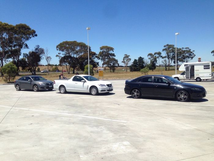 Thereof Four Cars