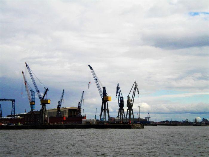 Cranes Cargo
