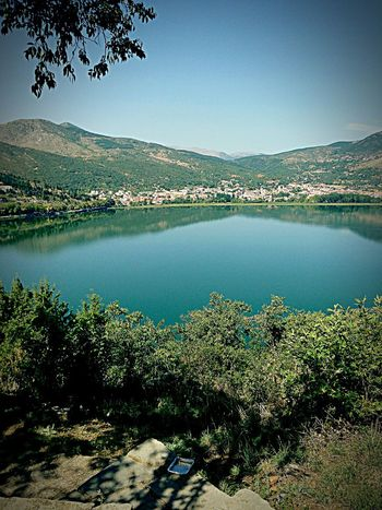 Lake Lake View Lakes  Lakeside Lakeview Kastoria Kastoriagreece Greece GREECE ♥♥ Greece2015 Greece. Tourism Tourists Tourist 2016 EyeEm Awards The Great Outdoors - 2017 EyeEm Awards Shades Of Winter