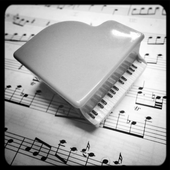 Music Black & White Monochrome Getting Inspired