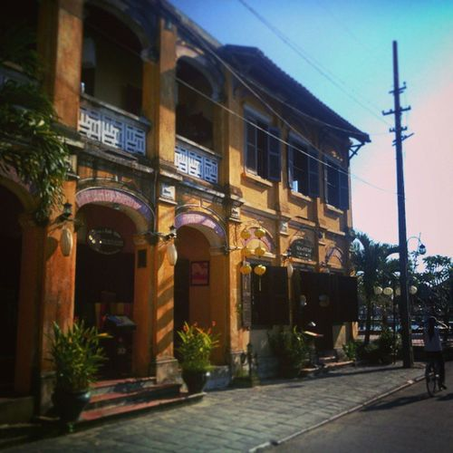 Hoi An Hoian  Vietnam Travel Chinesebuilding Traditional