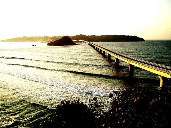 Sunset Tsunoshima Yamaguchi, Japan